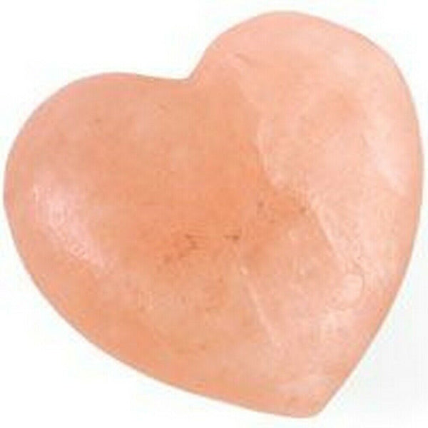 Heart Shaped Himalayan Salt Soap