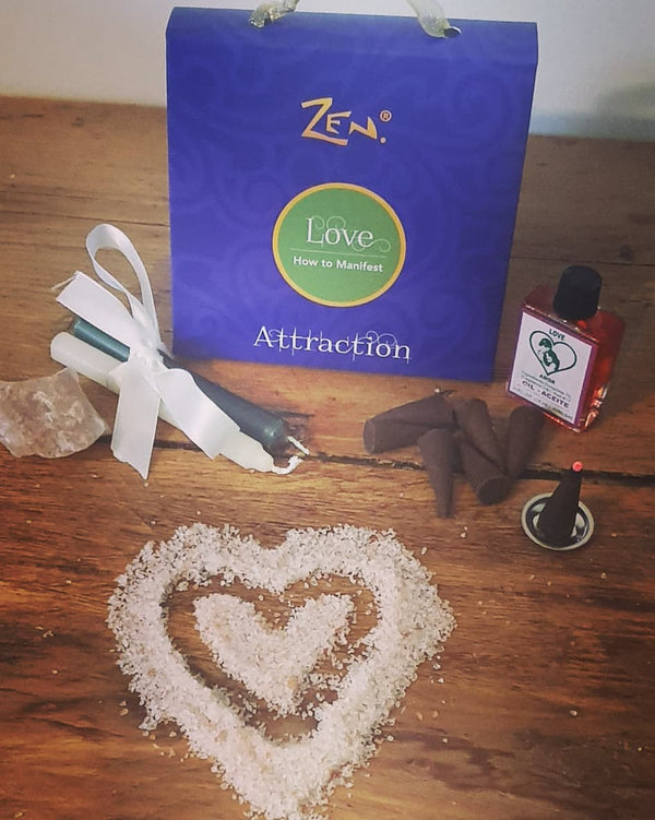 Love Kit - How to Manifest