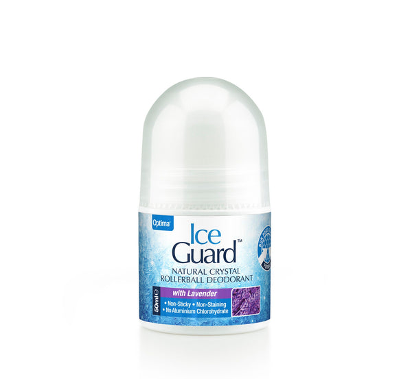 Ice Guard Deodorant - Lavender