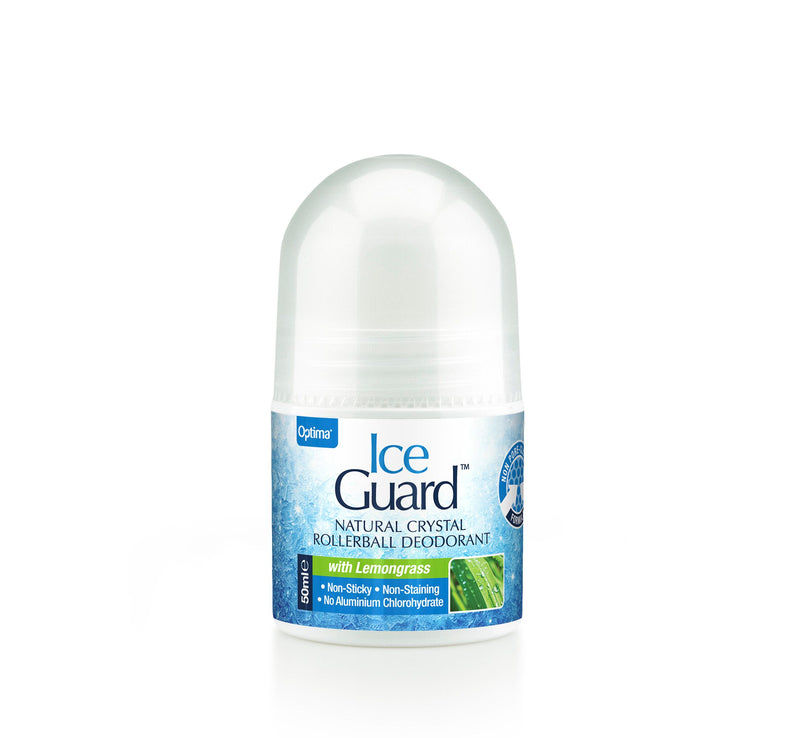 Ice Guard Deodorant - Lemongrass