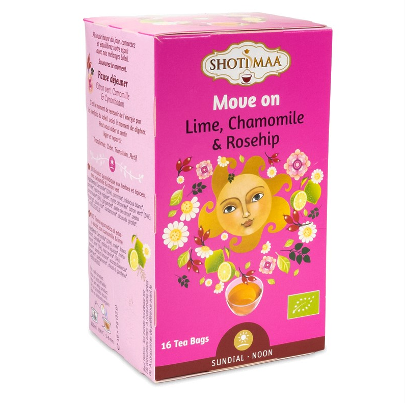 Organic Shoti Maa Herbal Tea - Move On