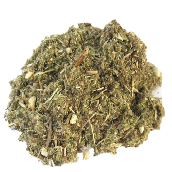 Mugwort, Dried