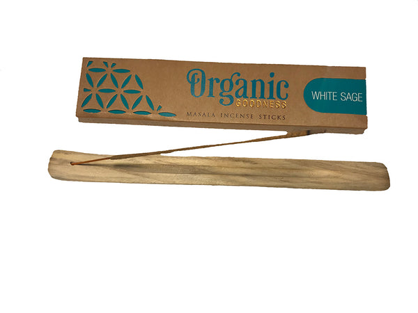 Organic White Sage Incense