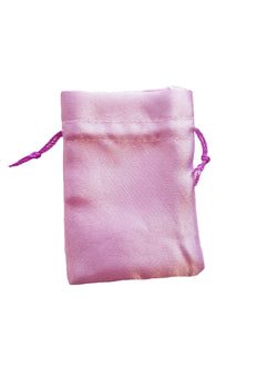 Purple Crystal Pouch - Small