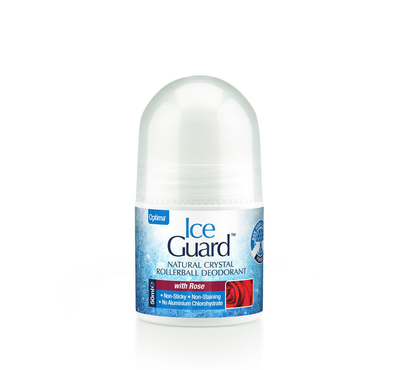 Ice Guard Deodorant - Rose