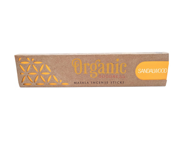 Organic Sandalwood Incense Sage