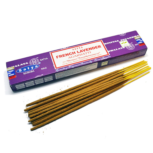 French Lavender Incense Sticks