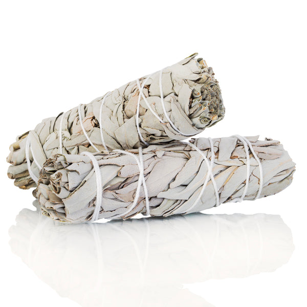 White Sage Smudge Stick - 4""