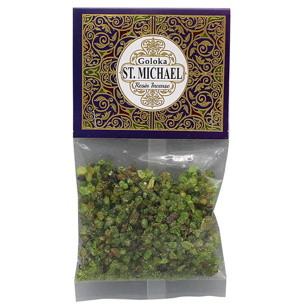 St Michael Resin Mix