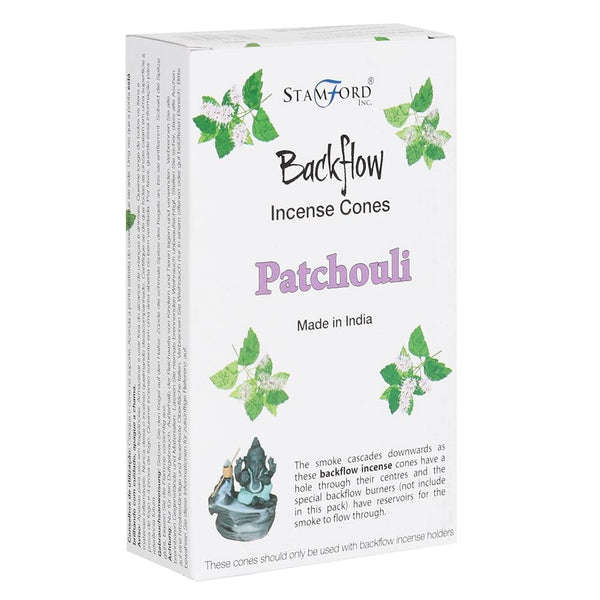 Stamford Patchouli Backflow Incense Cones