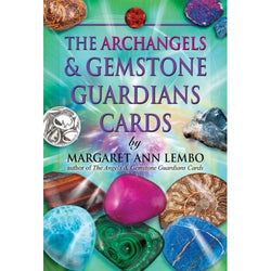Archangel and Gemstones Guardian Cards