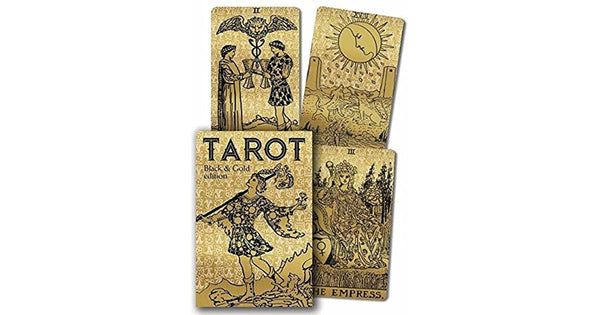 Tarot: Black & Gold Edition