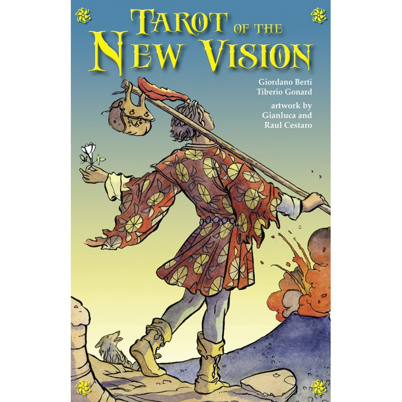 Tarot Of The New Vision Set