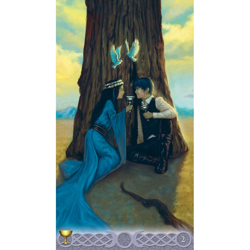 Tarot Of The Triple Goddess