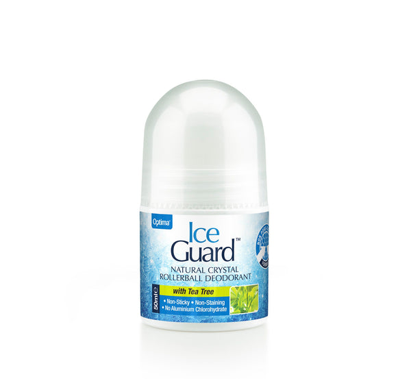 Ice Guard Deodorant - Tea Tree