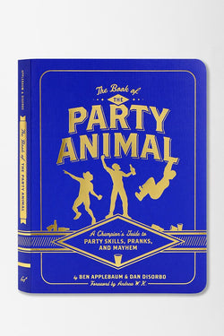 The Book Of The Party Animal