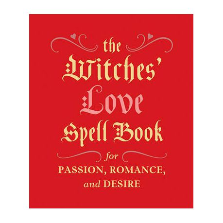 The Witches Love Spell Book