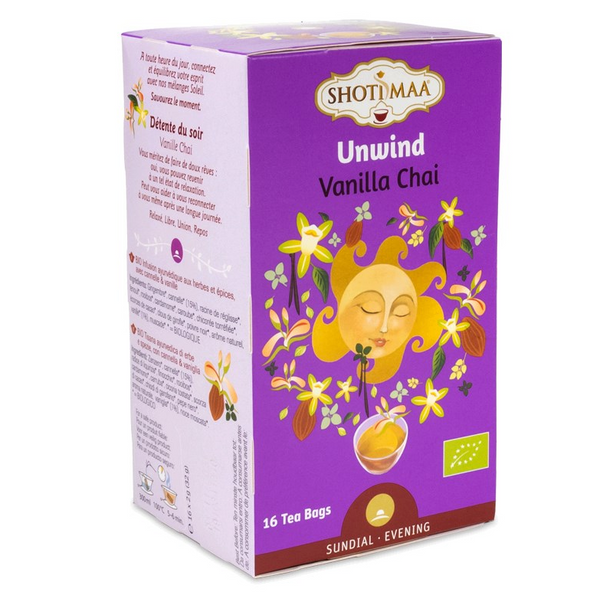 Organic Shoti Maa Herbal Tea - Unwind