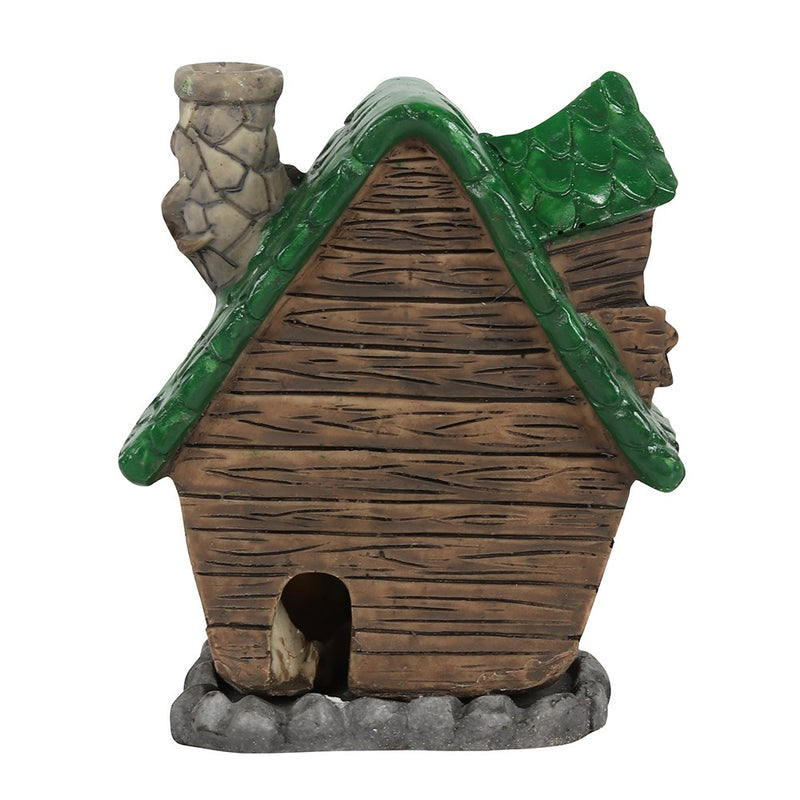 Green Fairy Home Incense Cone Holder