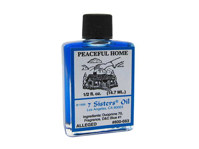 Peaceful Home Oil