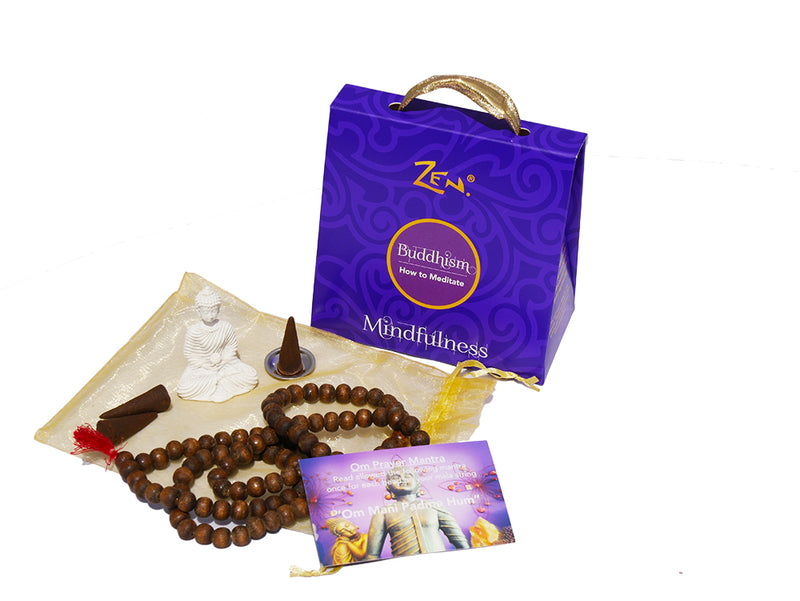 Buddhism Kit - How to Meditate