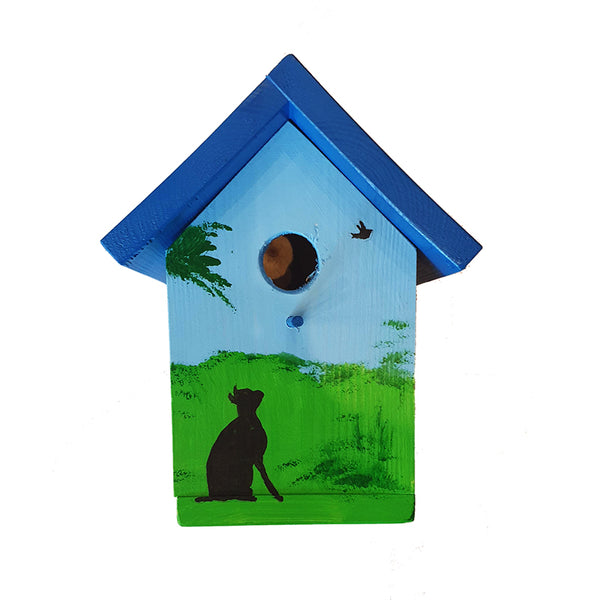 Bird House - Cat