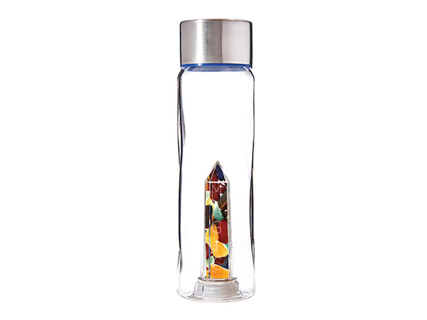 Courage Plastic Crystal Bottle