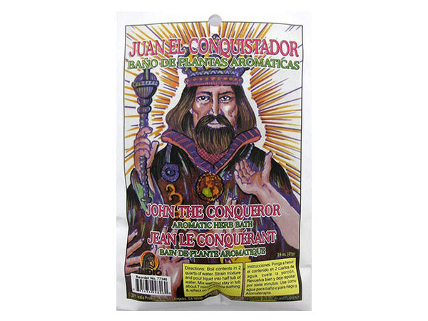 John The Conqueror Aromatic Herb Bath