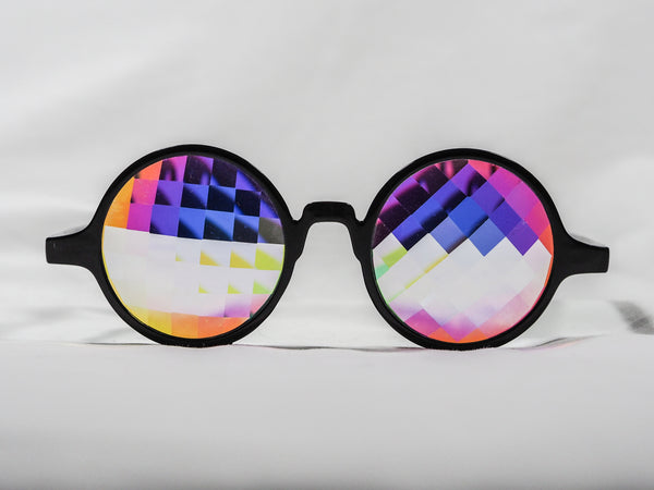 Spiritual Eyes Kaleidoscope Glasses