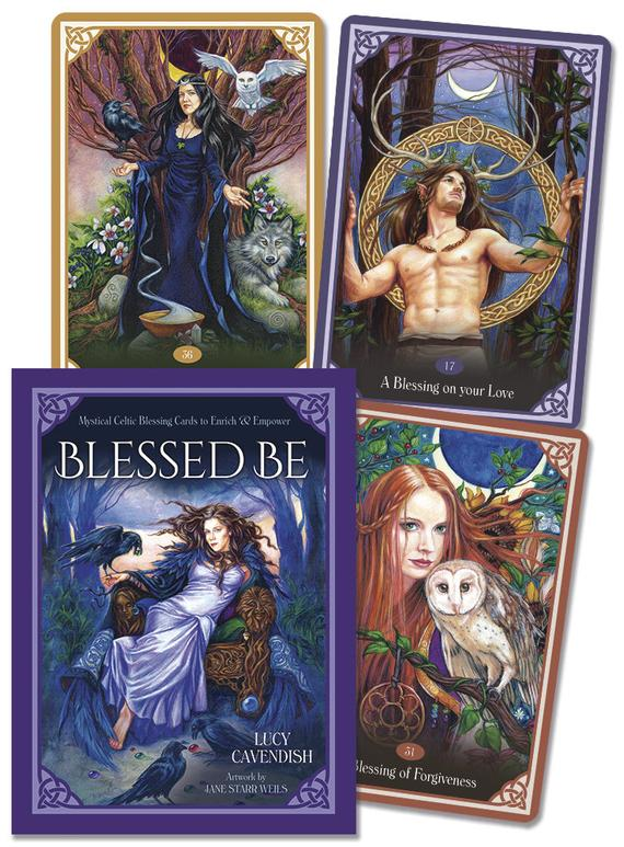 Blessed Be Oracle Cards
