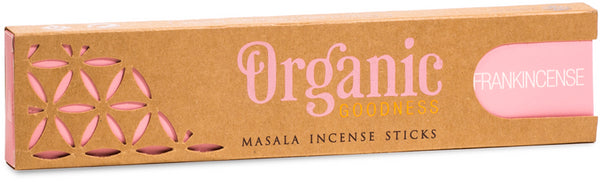 Organic Frankincense Incense Sage