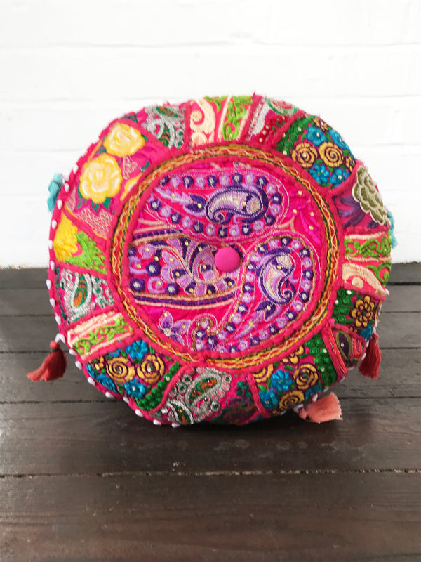 Meditation Cushion - Pink