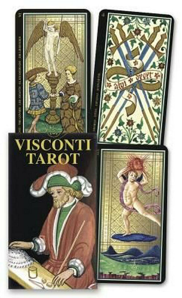 Visconti Tarot - Mini Deck