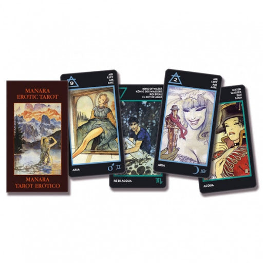 Manara Tarot - Mini Deck