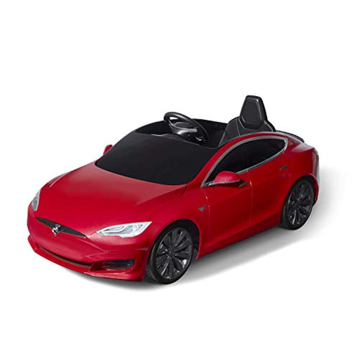 Ride on Tesla Model S for Kids, Red