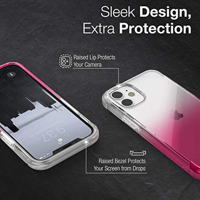 Anodized Aluminum TPU Protective Case for iPhone 12 Pro Max
