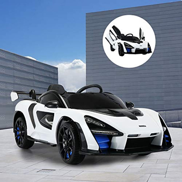 McLaren Kids Ride-On Car with Remote Control