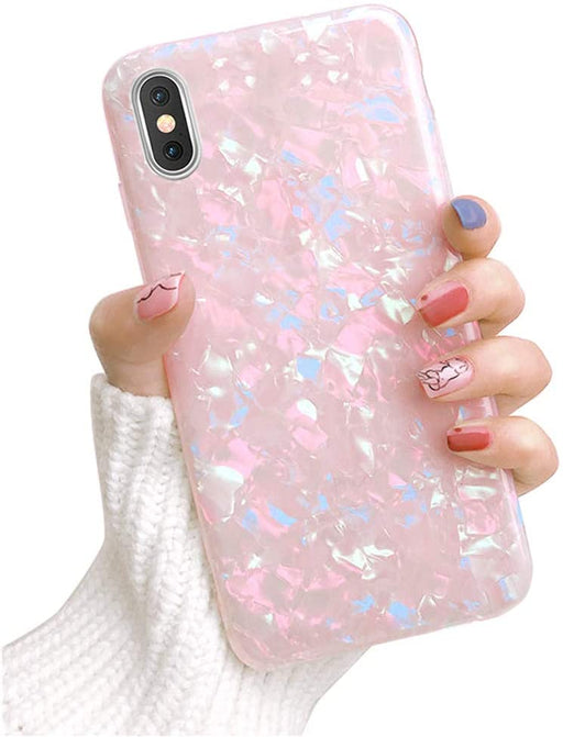 iPhone XR Pearl Shimmer Case