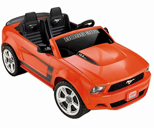 Ford Mustang Power Wheels