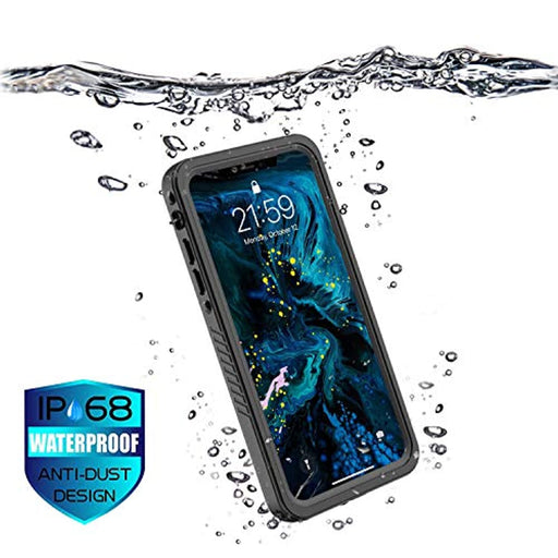 Waterproof Full Sealed Clear Case for iPhone 12 Pro Max