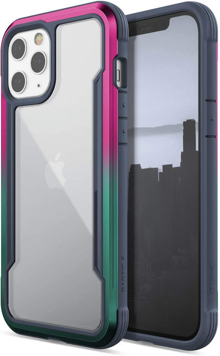 Dura Shield Aluminum TPU Protective Case for iPhone 12 Pro Max