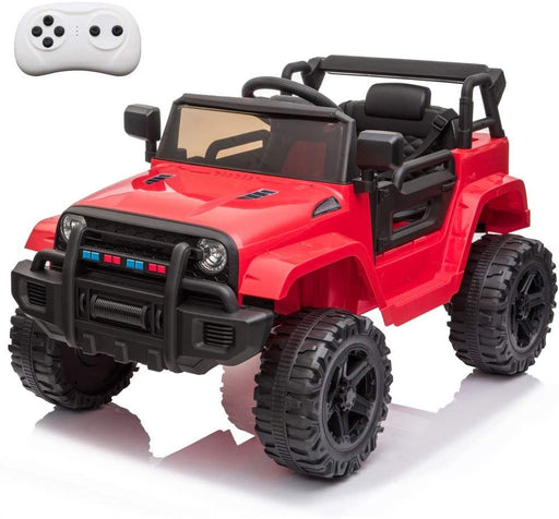 Ride On Jeep with Remote Control