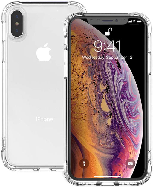 iPhone Xs Max Clear Shockproof Case