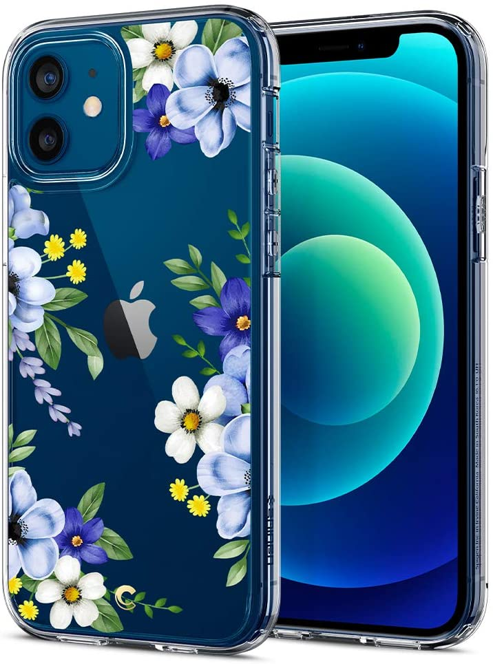 Floral Designed iPhone 12 Case / 12 Pro Case