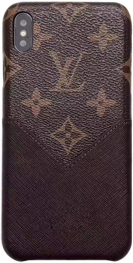 iPhone X LV Luxury Case