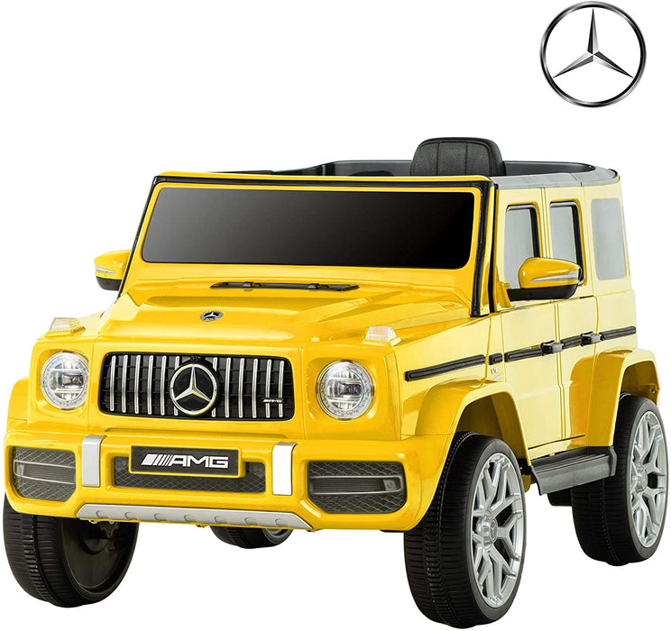 Mercedes-Benz G63 Kids Ride On Car with Remote Control