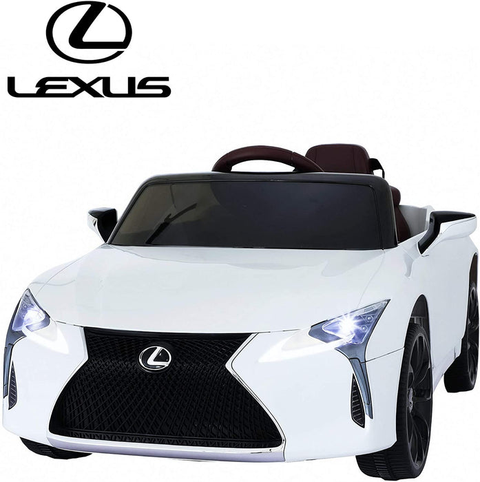 Lexus Electric Vehicle with Remote Control