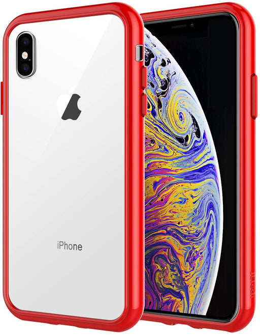 iPhone Xs Max JETech Clear Bumper Case