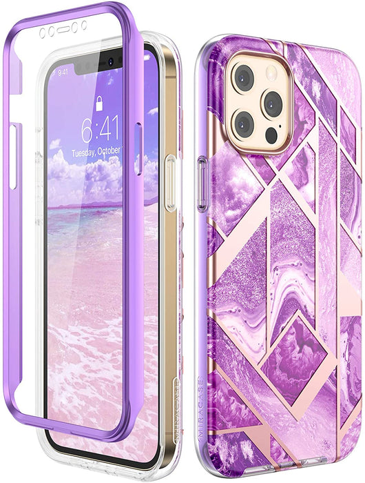 Marble Stylish Shock Proof Case for iPhone 12 Pro Max