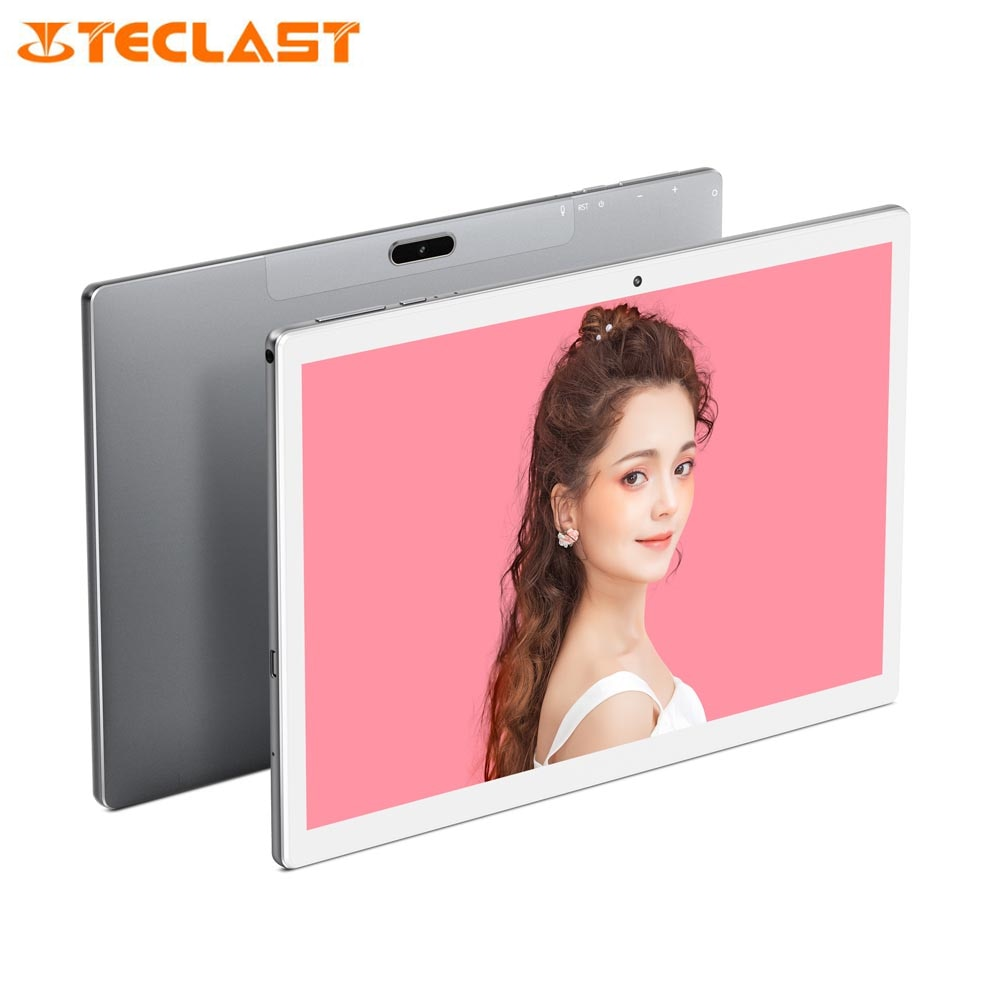 Teclast M30 4GB + 128GB Tablet 10.1 inch 2560x1600 MT6797X X27 10 Core Android 8.0 PC Dual 4G WIFI Network Tablets